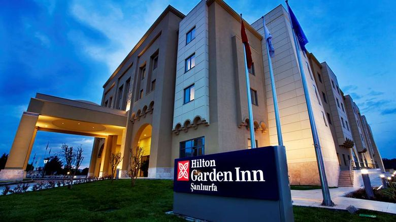 """<b>Hilton Garden Inn Sanliurfa Exterior</b>. Images powered by <a href=""""https://iceportal.shijigroup.com/"""" title=""""IcePortal"""" target=""""_blank"""">IcePortal</a>."""
