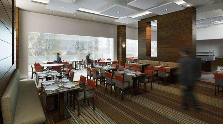 "<b>Hilton Garden Inn Sanliurfa Restaurant</b>. Images powered by <a href=""https://iceportal.shijigroup.com/"" title=""IcePortal"" target=""_blank"">IcePortal</a>."