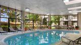 Hilton St Louis Airport Pool