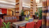 Hilton Garden Inn St Louis Airport Lobby