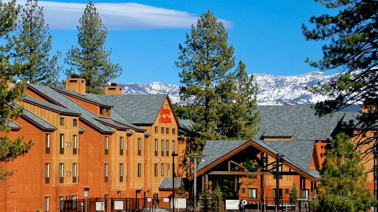 """Hampton Inn  and  Suites Truckee Exterior. Images powered by <a href=""""http://web.iceportal.com"""" target=""""_blank"""" rel=""""noopener"""">Ice Portal</a>."""