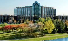 Hilton Suites Toronto/Markham Conf Ctr