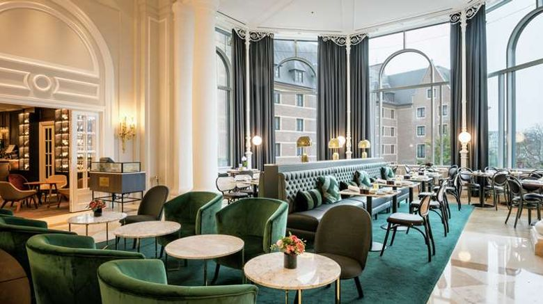 """<b>Hilton Brussels Grand Place Restaurant</b>. Images powered by <a href=""""https://iceportal.shijigroup.com/"""" title=""""IcePortal"""" target=""""_blank"""">IcePortal</a>."""
