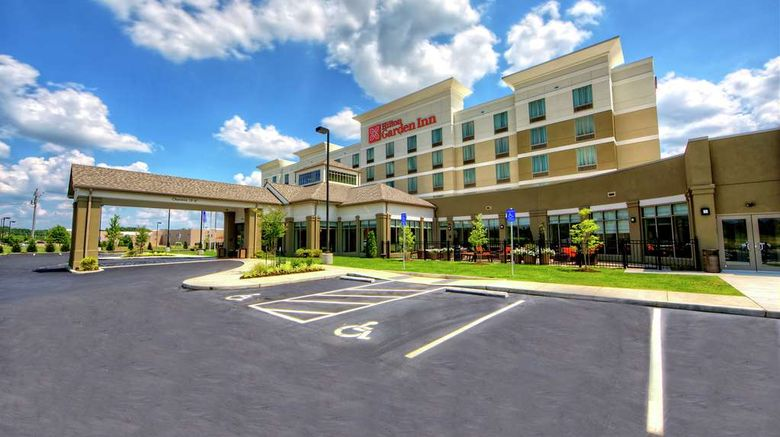 """Hilton Garden Inn Memphis Wolfchase Exterior. Images powered by <a href=""""http://web.iceportal.com"""" target=""""_blank"""" rel=""""noopener"""">Ice Portal</a>."""