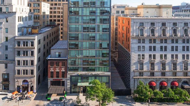 """Hyatt Place Washington DC/White House Exterior. Images powered by <a href=""""http://web.iceportal.com"""" target=""""_blank"""" rel=""""noopener"""">Ice Portal</a>."""