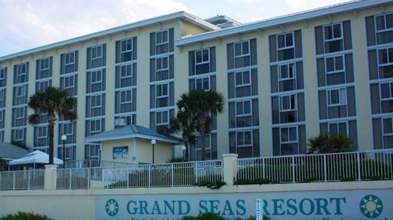 """Grand Seas By Exploria Resorts Exterior. Images powered by <a href=""""http://web.iceportal.com"""" target=""""_blank"""" rel=""""noopener"""">Ice Portal</a>."""