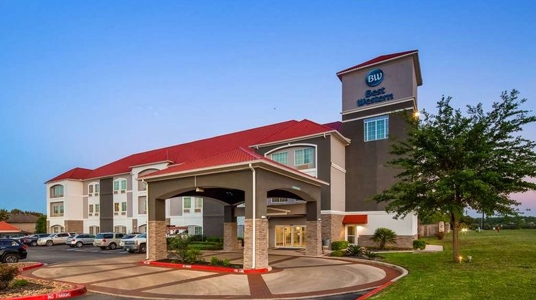 """Best Western Boerne Inn  and  Suites Exterior. Images powered by <a href=""""http://web.iceportal.com"""" target=""""_blank"""" rel=""""noopener"""">Ice Portal</a>."""