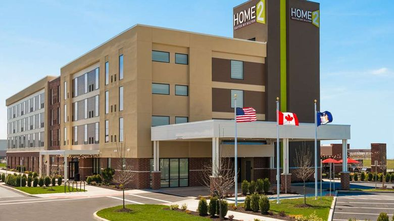 """Home2 Suites Buff Airport/Galleria Mall Exterior. Images powered by <a href=""""http://web.iceportal.com"""" target=""""_blank"""" rel=""""noopener"""">Ice Portal</a>."""