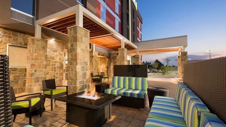 """Home2 Suites by Hilton Little Rock West Exterior. Images powered by <a href=""""http://web.iceportal.com"""" target=""""_blank"""" rel=""""noopener"""">Ice Portal</a>."""