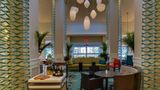 Hilton Garden Inn Oceanfront Lobby