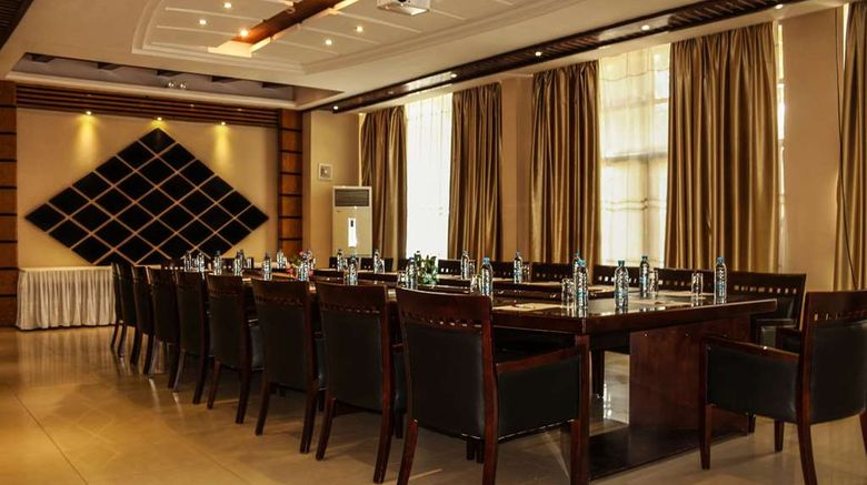 """<b>Best Western Plus Lusaka Grand Hotel Meeting</b>. Images powered by <a href=""""https://iceportal.shijigroup.com/"""" title=""""IcePortal"""" target=""""_blank"""">IcePortal</a>."""