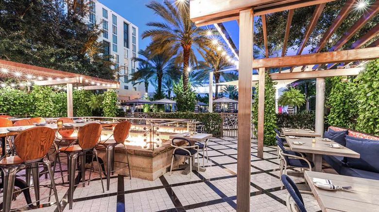 """Hilton West Palm Beach Exterior. Images powered by <a href=""""http://web.iceportal.com"""" target=""""_blank"""" rel=""""noopener"""">Ice Portal</a>."""