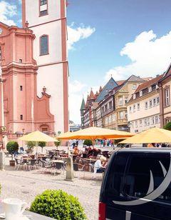 Platzhirsch Fulda