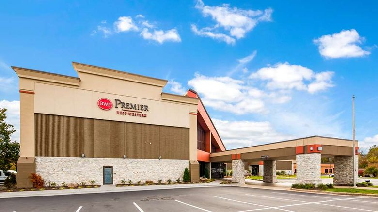 """Best Western Premier Alton-St Louis Area Exterior. Images powered by <a href=""""http://web.iceportal.com"""" target=""""_blank"""" rel=""""noopener"""">Ice Portal</a>."""