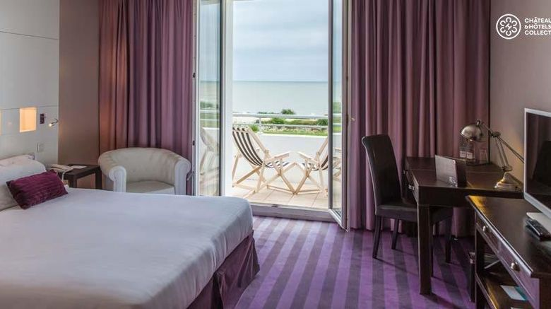 """<b>Relais Thalasso Hotel Atalante Room</b>. Images powered by <a href=""""https://iceportal.shijigroup.com/"""" title=""""IcePortal"""" target=""""_blank"""">IcePortal</a>."""