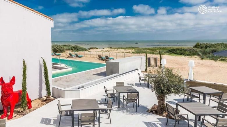 """<b>Relais Thalasso Hotel Atalante Exterior</b>. Images powered by <a href=""""https://iceportal.shijigroup.com/"""" title=""""IcePortal"""" target=""""_blank"""">IcePortal</a>."""