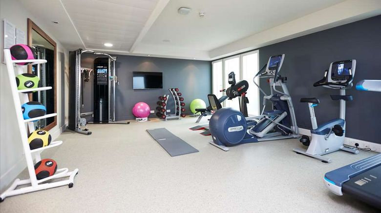 """<b>DoubleTree by Hilton London ExCeL Health</b>. Images powered by <a href=""""https://iceportal.shijigroup.com/"""" title=""""IcePortal"""" target=""""_blank"""">IcePortal</a>."""