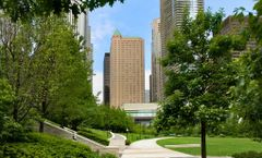 Fairmont Chicago, Millennium Park
