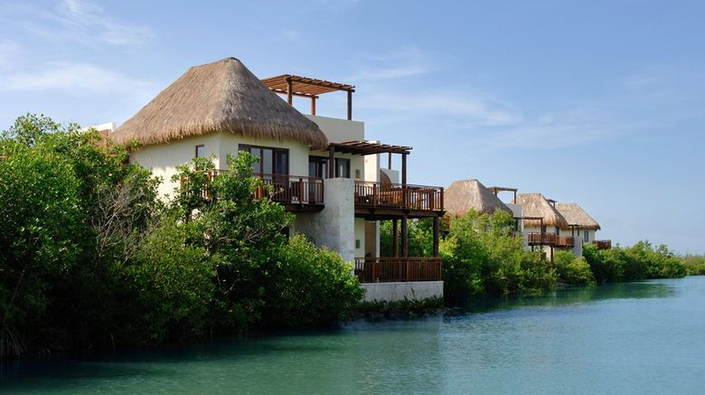 """Fairmont Heritage Place Mayakoba Exterior. Images powered by <a href=""""http://web.iceportal.com"""" target=""""_blank"""" rel=""""noopener"""">Ice Portal</a>."""