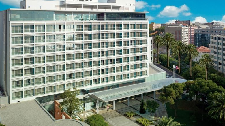 """Swissotel Buyuk Efes, Izmir Exterior. Images powered by <a href=""""http://web.iceportal.com"""" target=""""_blank"""" rel=""""noopener"""">Ice Portal</a>."""