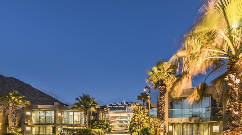 """Swissotel Resort Bodrum Beach Exterior. Images powered by <a href=""""http://web.iceportal.com"""" target=""""_blank"""" rel=""""noopener"""">Ice Portal</a>."""