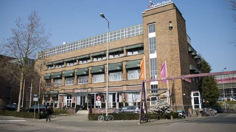 """Apollo Hotel Breda City Centre Exterior. Images powered by <a href=""""http://web.iceportal.com"""" target=""""_blank"""" rel=""""noopener"""">Ice Portal</a>."""