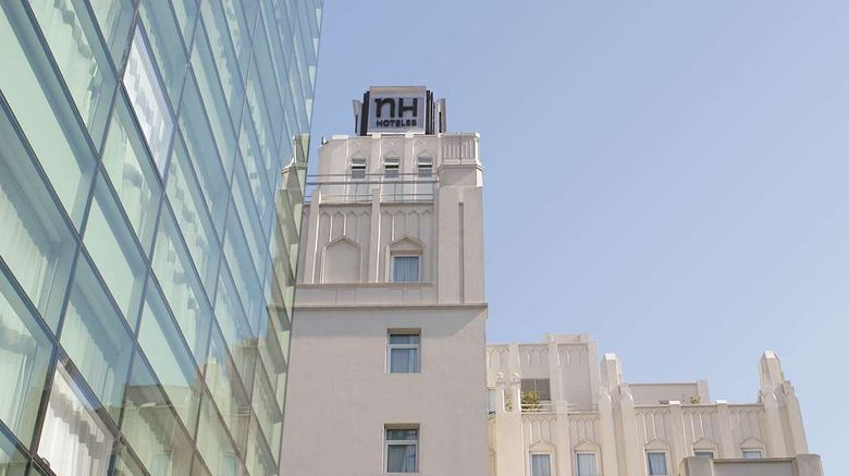 """NH Buenos Aires City Exterior. Images powered by <a href=""""http://web.iceportal.com"""" target=""""_blank"""" rel=""""noopener"""">Ice Portal</a>."""