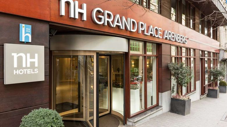 """NH Brussels Grand Place Arenberg Exterior. Images powered by <a href=""""http://web.iceportal.com"""" target=""""_blank"""" rel=""""noopener"""">Ice Portal</a>."""