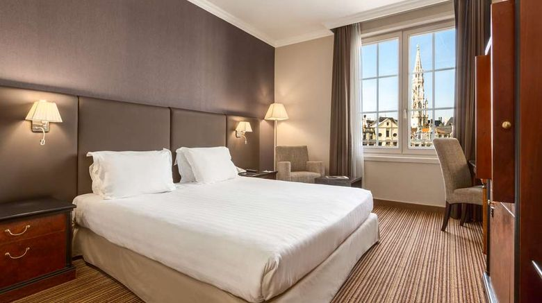 """<b>NH Brussels Carrefour de l'Europe Room</b>. Images powered by <a href=""""https://iceportal.shijigroup.com/"""" title=""""IcePortal"""" target=""""_blank"""">IcePortal</a>."""