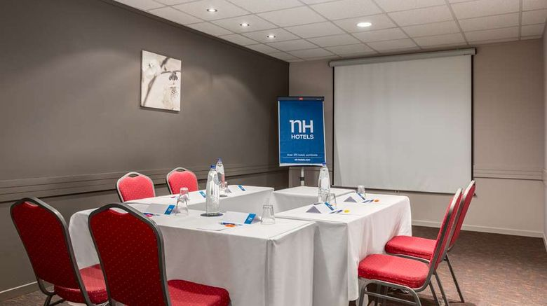 """<b>NH Brussels Carrefour de l'Europe Meeting</b>. Images powered by <a href=""""https://iceportal.shijigroup.com/"""" title=""""IcePortal"""" target=""""_blank"""">IcePortal</a>."""