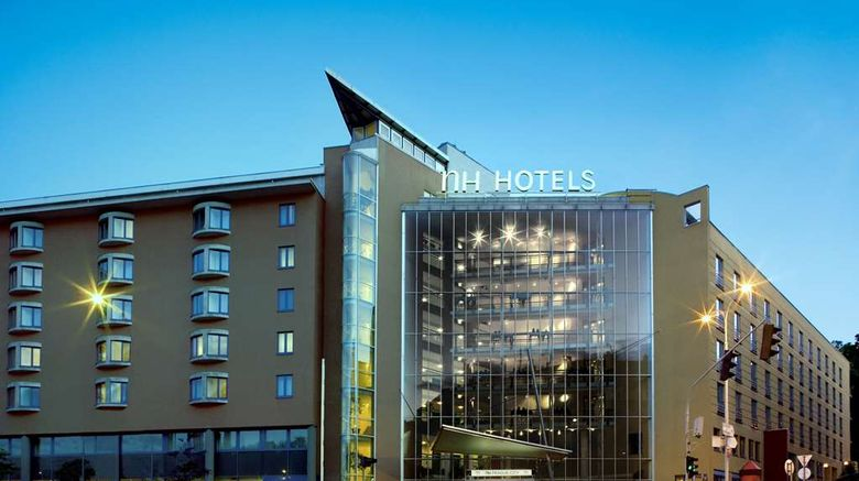 """NH Prague City Exterior. Images powered by <a href=""""http://web.iceportal.com"""" target=""""_blank"""" rel=""""noopener"""">Ice Portal</a>."""