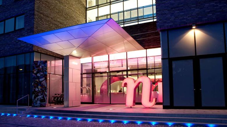 """nhow Berlin Exterior. Images powered by <a href=""""http://web.iceportal.com"""" target=""""_blank"""" rel=""""noopener"""">Ice Portal</a>."""