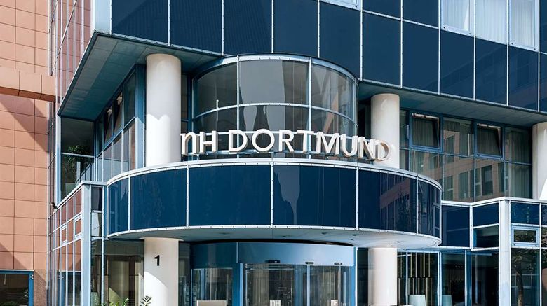 """NH Dortmund Exterior. Images powered by <a href=""""http://web.iceportal.com"""" target=""""_blank"""" rel=""""noopener"""">Ice Portal</a>."""