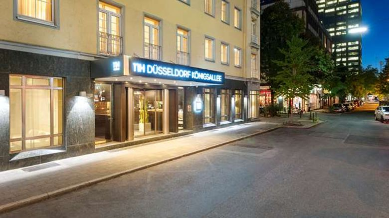 """NH Duesseldorf Koenigsallee Exterior. Images powered by <a href=""""http://web.iceportal.com"""" target=""""_blank"""" rel=""""noopener"""">Ice Portal</a>."""