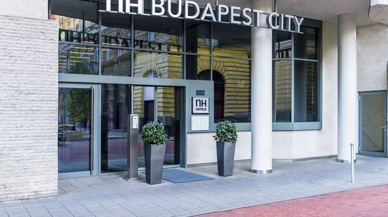 """NH Budapest City Exterior. Images powered by <a href=""""http://web.iceportal.com"""" target=""""_blank"""" rel=""""noopener"""">Ice Portal</a>."""