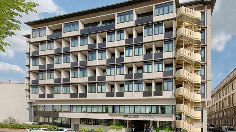 """NH Firenze Exterior. Images powered by <a href=""""http://web.iceportal.com"""" target=""""_blank"""" rel=""""noopener"""">Ice Portal</a>."""