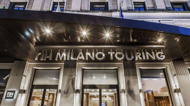 """NH Milano Touring Exterior. Images powered by <a href=""""http://web.iceportal.com"""" target=""""_blank"""" rel=""""noopener"""">Ice Portal</a>."""