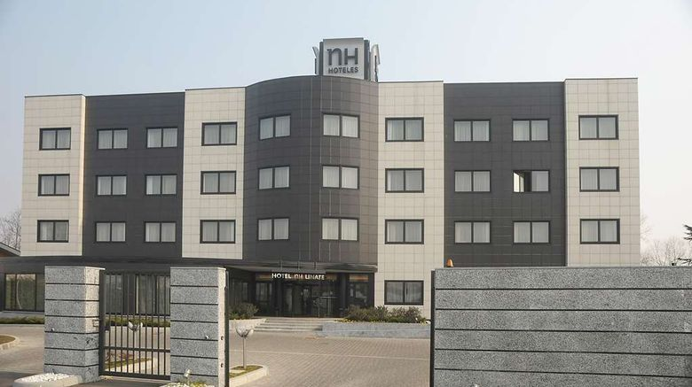 """NH Linate Exterior. Images powered by <a href=""""http://web.iceportal.com"""" target=""""_blank"""" rel=""""noopener"""">Ice Portal</a>."""