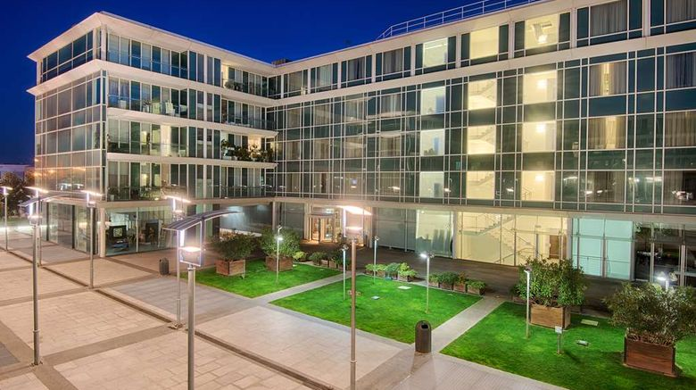 """NH Savona Darsena Exterior. Images powered by <a href=""""http://web.iceportal.com"""" target=""""_blank"""" rel=""""noopener"""">Ice Portal</a>."""