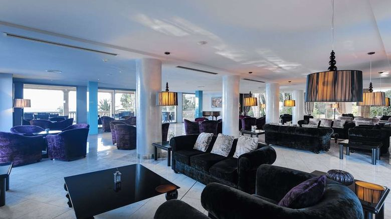 """Barcelo Illetas Albatros - Adults Only Lobby. Images powered by <a href=""""http://web.iceportal.com"""" target=""""_blank"""" rel=""""noopener"""">Ice Portal</a>."""