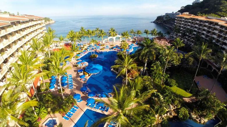 """Barcelo Puerto Vallarta Exterior. Images powered by <a href=""""http://web.iceportal.com"""" target=""""_blank"""" rel=""""noopener"""">Ice Portal</a>."""