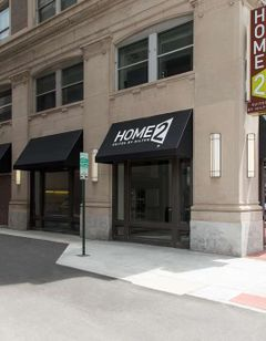 Home2 Suites by Hilton Indianapolis Dtwn