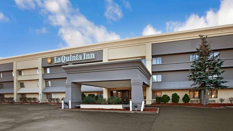 """La Quinta Inn Detroit Canton Exterior. Images powered by <a href=""""http://web.iceportal.com"""" target=""""_blank"""" rel=""""noopener"""">Ice Portal</a>."""