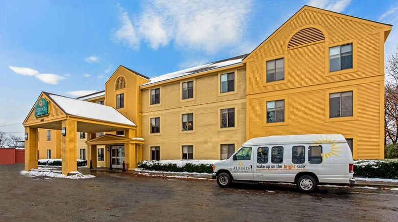 """La Quinta Inn  and  Suites South Burlington Exterior. Images powered by <a href=""""http://web.iceportal.com"""" target=""""_blank"""" rel=""""noopener"""">Ice Portal</a>."""