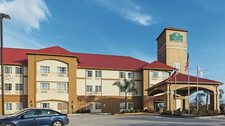 """La Quinta Inn  and  Suites HOU Hobby Arpt Exterior. Images powered by <a href=""""http://web.iceportal.com"""" target=""""_blank"""" rel=""""noopener"""">Ice Portal</a>."""
