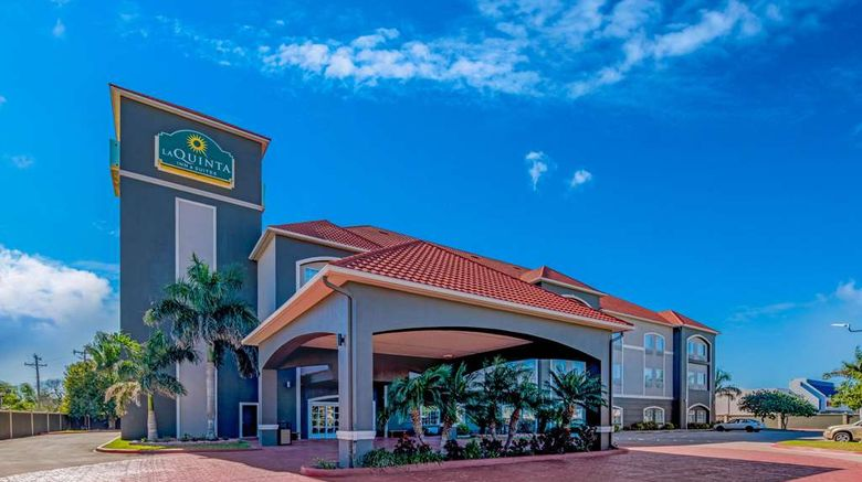 """La Quinta Inn  and  Suites Alamo Exterior. Images powered by <a href=""""http://web.iceportal.com"""" target=""""_blank"""" rel=""""noopener"""">Ice Portal</a>."""