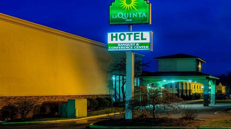 """La Quinta Inn West Long Branch Exterior. Images powered by <a href=""""http://web.iceportal.com"""" target=""""_blank"""" rel=""""noopener"""">Ice Portal</a>."""