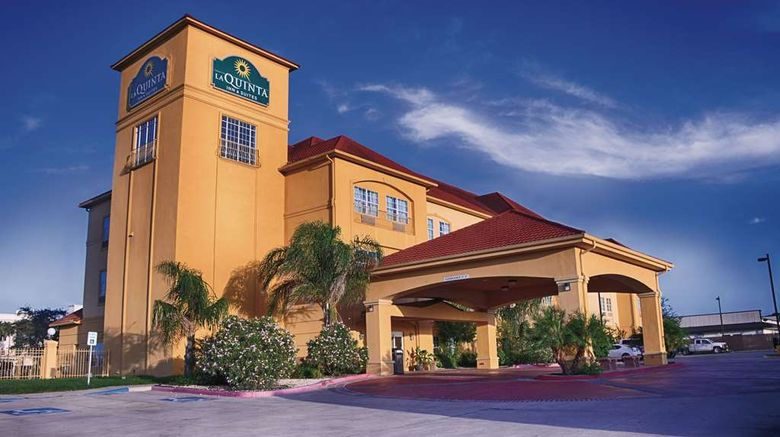 """La Quinta Inn  and  Suites Alice Exterior. Images powered by <a href=""""http://web.iceportal.com"""" target=""""_blank"""" rel=""""noopener"""">Ice Portal</a>."""