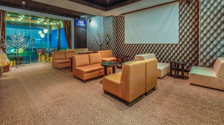 """<b>La Quinta by Wyndham Poza Rica Restaurant</b>. Images powered by <a href=""""https://iceportal.shijigroup.com/"""" title=""""IcePortal"""" target=""""_blank"""">IcePortal</a>."""