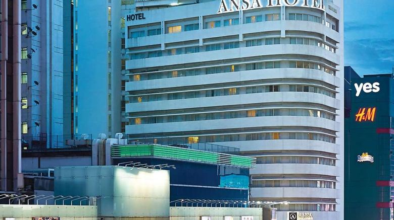 """ANSA Hotel Kuala Lumpur Exterior. Images powered by <a href=""""http://web.iceportal.com"""" target=""""_blank"""" rel=""""noopener"""">Ice Portal</a>."""